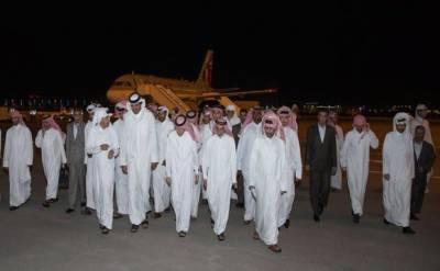 عراق میں اغوا ہونے والے 11 قطری شہزادوں کے بدلے500قیدی رہا