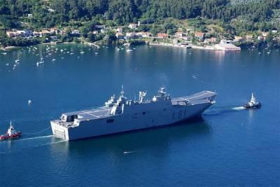 ترکی کے سب سے بڑے جنگی بحری جہاز کو ترک بحریہ کے سپرد کر دیا گیا