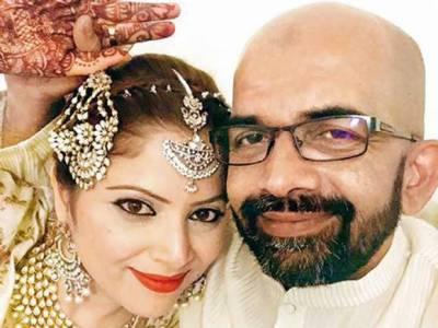 بھارتی اداکارہ سونم نے 44 سال کی عمر میں بزنس مین ڈاکٹر مرالی پوڈووال سے دوسری شادی کرلی