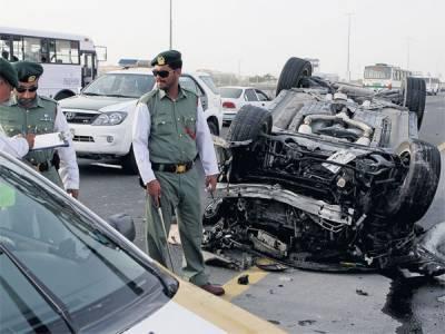 متحدہ عرب امارات میں پاکستانی اور بھارتی شہری سب سے زیادہ ٹریفک حادثات کا سبب بنتے ہیں