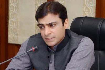 حمزہ شبہاز شریف کے وکیل نے الیکشن کمیشن سے غیر مشرو ط معافی مانگ لی
