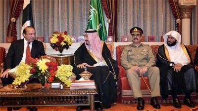 سعودی فوجی اتحاد میں ایران کو شامل کر نے کے لیے پاکستان نے تیز ترین کوششیں شروع کر دیں