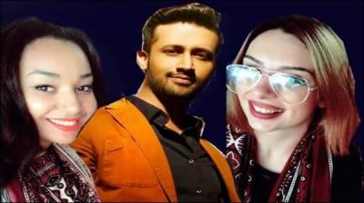 عاطف اسلم کراچی میں غیر ملکی گلوکاروں کیساتھ فن کا مظاہرہ کریں گے
