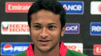 شکیب الحسن بنگلہ دیشی ٹی 20 کرکٹ کے کپتان مقرر