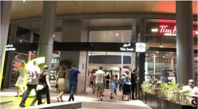 دبئی شاپنگ مال میں اچانک بجلی کی فراہمی منقطع, شہری پریشان
