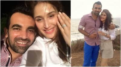 بھارتی کرکٹر نے بالی ووڈ اداکارہ سے شادی کا اعلان کر دیا