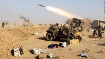 عراقی فورسز نے موصل کے بڑے علاقے پر مکمل کنٹرول حاصل کر لیا
