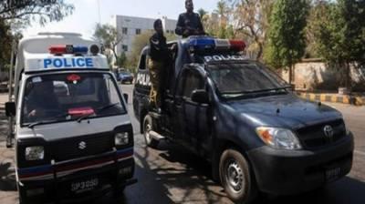 پشاور:پولیس کے سرچ آپریشن میں 98 مشکوک افراد گرفتار