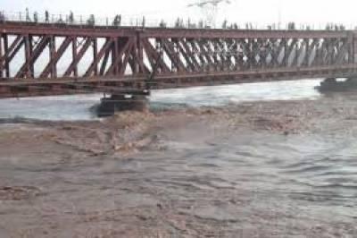 بھارت نے سندھ طاس معاہدہ کی خلاف ورزی کرتے ہوئے دریائے چناب کا پانی روک لیا