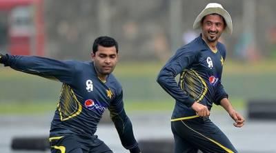 جنید خان اور عمر اکمل کے درمیان تنازع کھڑا ہو گیا