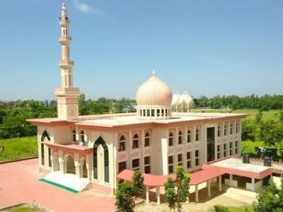 بنگلہ دیش سعودی امداد سے سینکڑوں مساجد تعمیر کرے گا