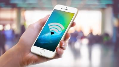 وائی فائی سگنلز سےآئی فونز کو چارج کیا جا سکے گا