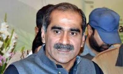 10ارب کاثبوت نہ دیا تو قانون اورعوام کی عدالت میں گھسیٹیں گے، سعد رفیق