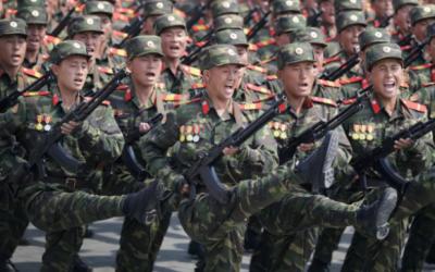 شمالی کوریاکے خلاف طاقت کا استعمال ہر گز نہ کیا جائے