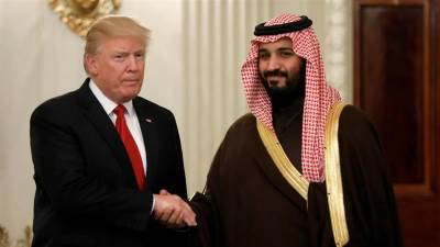 سعودی عرب امریکہ سے اچھے طریقے سے پیش نہیں آرہا،ٹرمپ