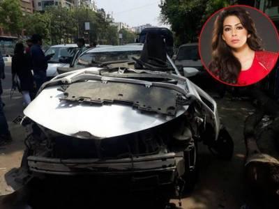 بھارتی ماڈل و اداکارہ سونیکا چوہان آج صبح ایک کار حادثے میں ہلاک ہو گئیں