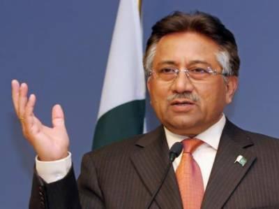 ڈان لیکس پر چھوٹی موٹی قربانی سے اصل ذمہ داران کو بچایا جا رہا ہے ، پرویز مشرف