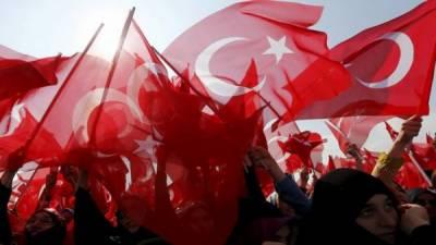 ترکی ،فتح اللہ گولن سے رابطوں کے الزام میں مزید چار ہزار اہلکار برطرف