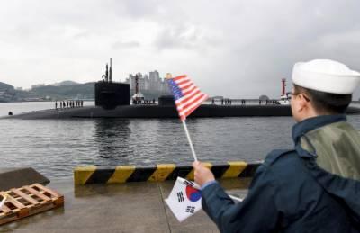 شمالی کوریا نے امریکی ایٹمی آبدوز پر حملے کا اعلان کر دیا