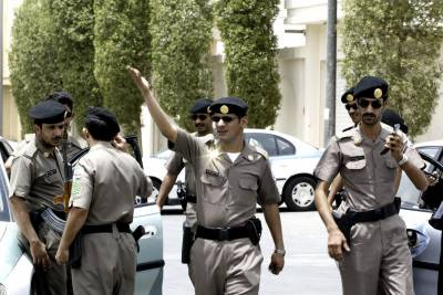 مدینہ منورہ: خودکش حملے میں ملوث 46 دہشت گرد گرفتار