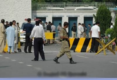 پاکستان آرڈیننس فیکٹری میں دہشت گردی کا خطرہ ہے، انٹیلی جنس رپورٹ
