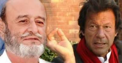 کراچی:عمران خان نے ممتاز بھٹو کو پی ٹی آئی میں شمولیت کی دعوت دے دی