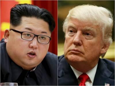 امر یکی صدر ٹرمپ کا یو ٹر ن ، شمالی کورین رہنما سے ملاقات پر آمادہ ہو گئے