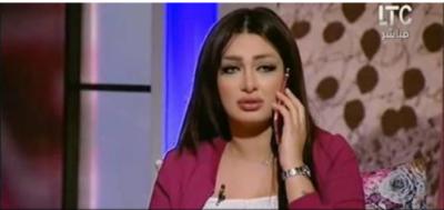 مصری ٹیلی وژن کی خاتون میزبان کو شوہر نے لائیو شو میں طلاق دیدی ، ویڈیو سوشل میڈیا پر وائرل