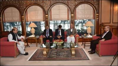 وزیر اعظم کی زیر صدارت مشترکہ مفادات کونسل کا اہم اجلاس جاری
