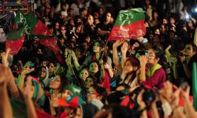 تحریک انصاف نے جلسوں کے شیڈول کا اعلان کر دیا