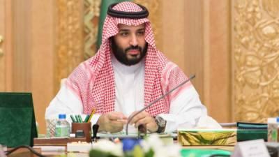 ایران مسلم دنیا پر راج کرنا چاہتا ہے، سعودی نائب ولی عہد کا الزام