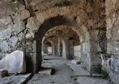 چین میں قدیم مقبرے کی دریافت