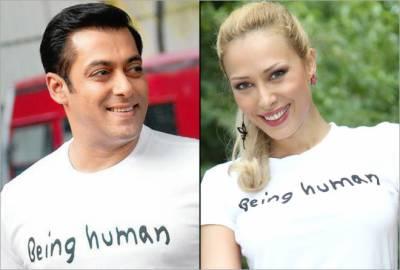 سلمان خان کی فلم ''دبنگ 3'' میں ان کی قریبی دوست اور رومانیہ کی ماڈل گرل لولیا وینتر جلوہ گر ہوں گی