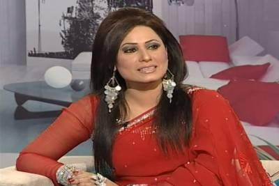 پاکستانی گلوکارہ آئندہ وزیر اعظم بننے کی خواہشمند