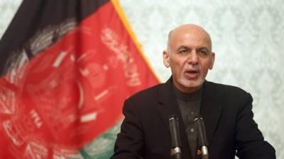 افغان صدر اشرف غنی نے پاکستان دورے کی دعوت مسترد کر دی