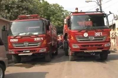 آج فائرفائٹرز کا عالمی دن،کراچی محکمہ فائر بریگیڈ کی حالت زبوحالی کا شکار