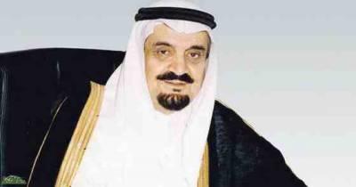 سعودی شہزادہ مشال بن عبدالعزیز انتقال کر گئے