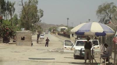 چمن کے علاقے میں افغان فورسز کی فائرنگ سے 7افراد زخمی