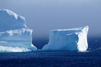 انٹارکٹیکا سے آئس برگ کو متحدہ عرب امارات لانے کا منصوبہ منظر عام پر آگیا
