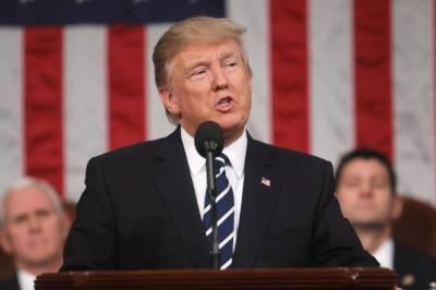 نیویارک:صدرٹرمپ کادوسری جنگ عظیم کی 75سالہ تقریب سےخطاب