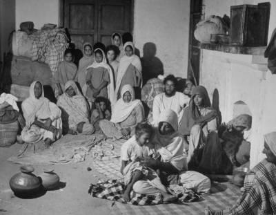 قیام پاکستان سے قبل لاپتہ ہونے والی خاتون آبائی علاقے پہنچ گئی