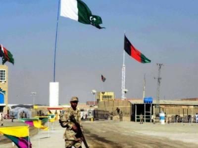 چمن بارڈر پاک افغان مقامی کمانڈرز کی فلائیگ میٹنگ،پاکستان کی افغان فورسز کے حملے کی مذمت