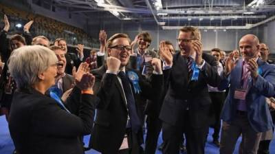 برطانوی بلدیاتی انتخابات، حکمران جماعت کی چالیس سالہ برتری کنزرویٹو نے ختم کر دی
