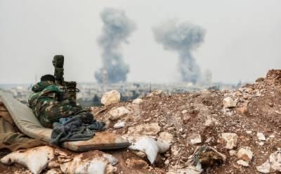 شام میں امن معاہدے کے کچھ دیر بعد ہی پھر جھڑپیں شروع ہو گئیں
