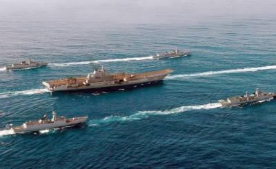 بحیرہ عرب میں چین کی موجودگی خطے کی بے چینی میں اضافہ کر رہی ہے،امریکا