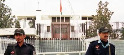 عظمیٰ مرضی سے رکی ہوئی ہے، بھارتی ہائی کمیشن کا دعویٰ
