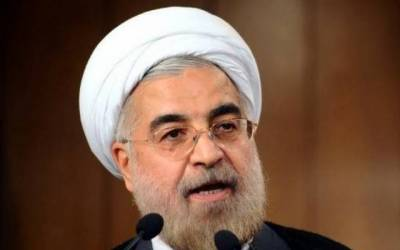 میزائلوں پر اسرائیل مخالف نعروں پر ایرانی صدر کو تنقید بھاری پڑگئی