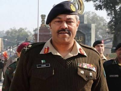 افغانستان جب تک اپنا رویہ بہتر نہیں بناتاچمن بارڈر بند رہے گا،جنرل عامر ریاض