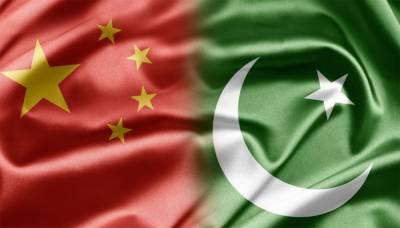 چینی کمپنیوں میں ساٹھ ہزار سے زیادہ پاکستانی کام کررہے ہیں