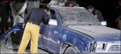 پشاور میں دہشتگرد سرگرم،ایک گھنٹے کے دوران2بم دھماکے